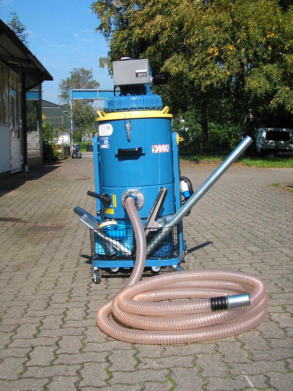 Mobile Industriesauger DIE IS ZF 50/75